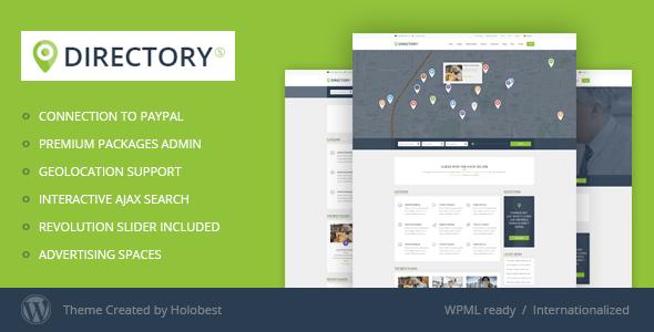 directory wordpress temasi