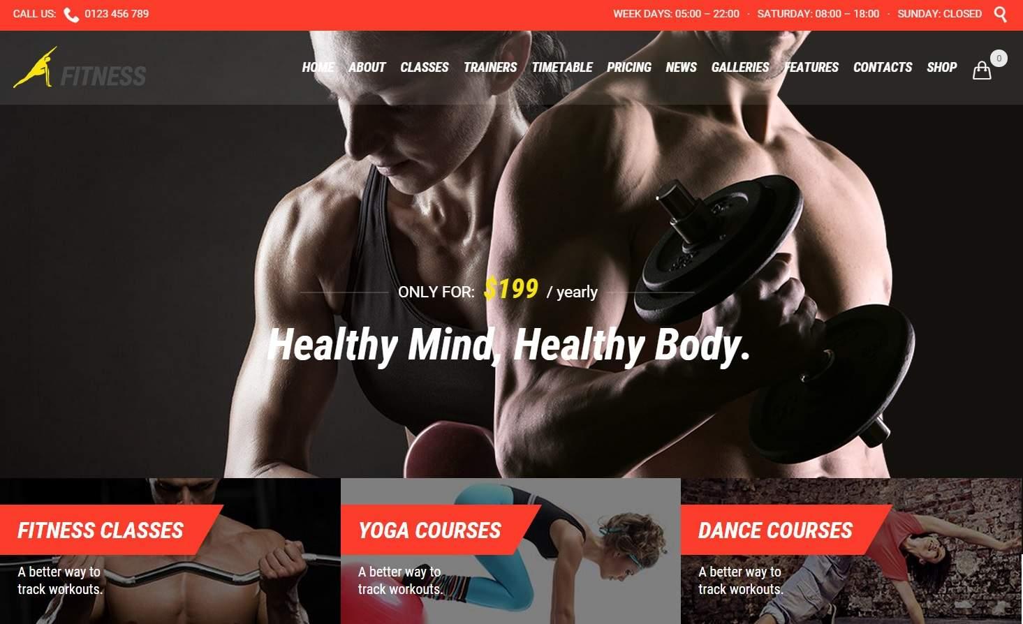 fitness vantam temasi