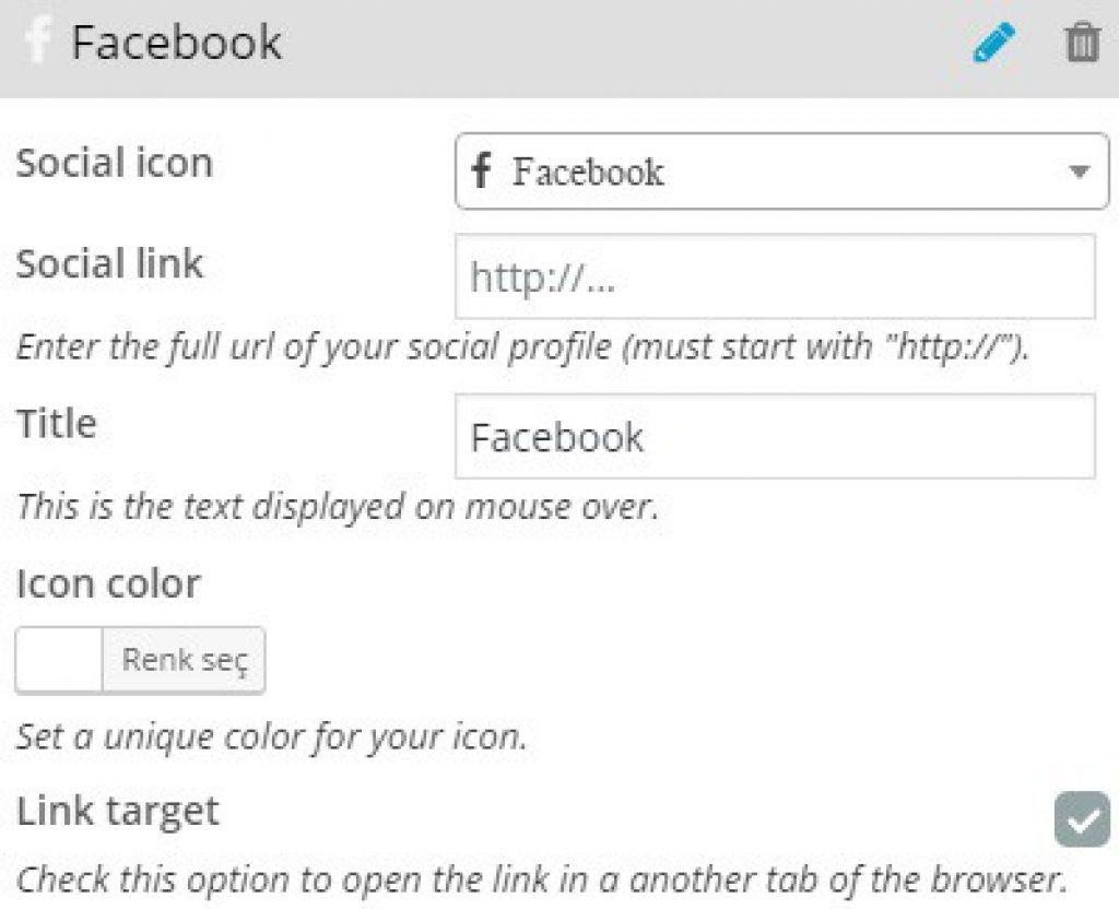 wordpress sitenize sosyal ağları eklemek için atmanız gereken adımları