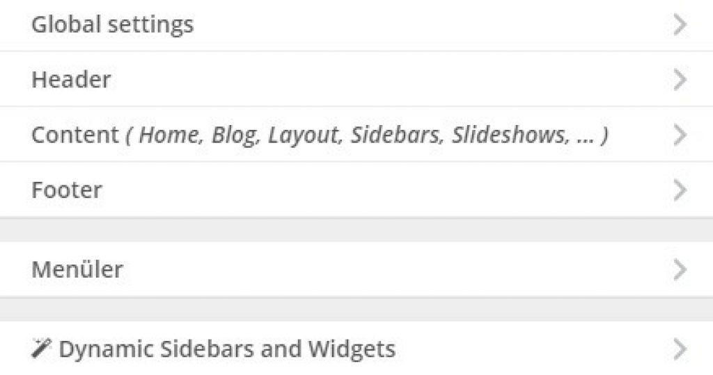 wordpress bir blog sitesine nasıl logo eklenir