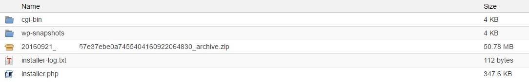 installer ve archive dosyalarını dosya yönetinecine ekledikten sonra atmanız gereken adımları buradan atakip edebilirsiniz.