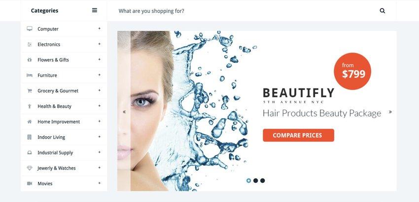price compare teması ile akakce benzeri siteler yaratabilirsiniz.