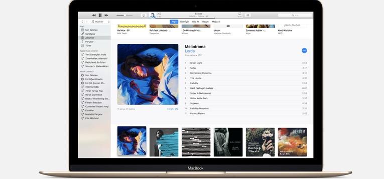 apple fanlarının bayılacağı müzik dinleme platformu