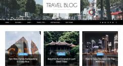 WordPress gezi blog temaları – Hem gezin hem yazın