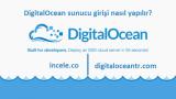 DigitalOcean konsol ya da putty ile sunucuya bağlanma