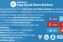 WordPress sosyal paylaşım eklentisi – Paylaşımı uçurun!