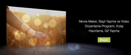 Ücretsiz 5 Online video düzenleme sitesi