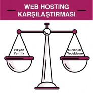 Web hosting firmaları karşılaştırması – En iyileri ile çalışın!