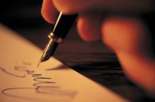 Yazı yazma teknikleri – Temel prensipler